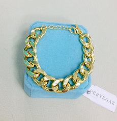 """Браслет """"Gold"""" / бижутерия Pertegaz - 16-18 размер"""