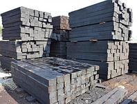 Брус деревянный для стрелочных переводов тип 3