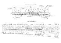 Стрелочный перевод типа Р-65 марки 1/9 проекта 2434.00.000