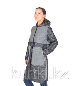 Осеннее женское пальто