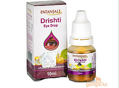 Дришти - капли для глаз (Drishti, PATANJALI), 10 мл