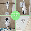 WiFi PTZ камера для дома с функцией панорамирования и трансляции на сотовый телефон, фото 2