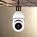 WiFi PTZ камера для дома с функцией панорамирования и трансляции на сотовый телефон, фото 5