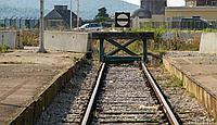 Железнодорожный тупик, строительство и ремонт