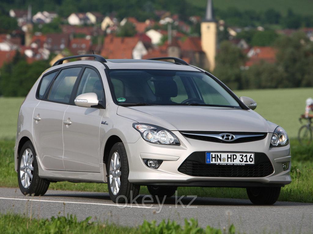 Тормозные колодки Kötl 3474KT для Hyundai I30 CW I универсал (FD) 1.6, 2008-2012 года выпуска.