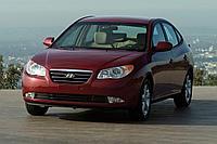 Тормозные колодки Kötl 27KT для Hyundai Elantra IV седан (HD) 1.6 CVVT, 2006-2011 года выпуска
