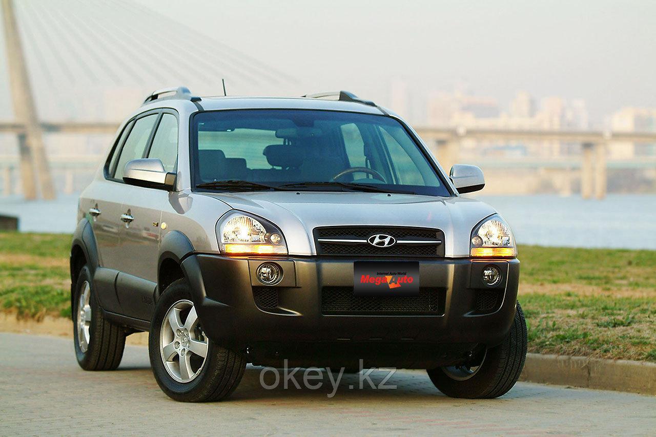 Тормозные колодки Kötl 27KT для Hyundai Tucson I (JM) 2.0 CRDi, 2006-2010 года выпуска