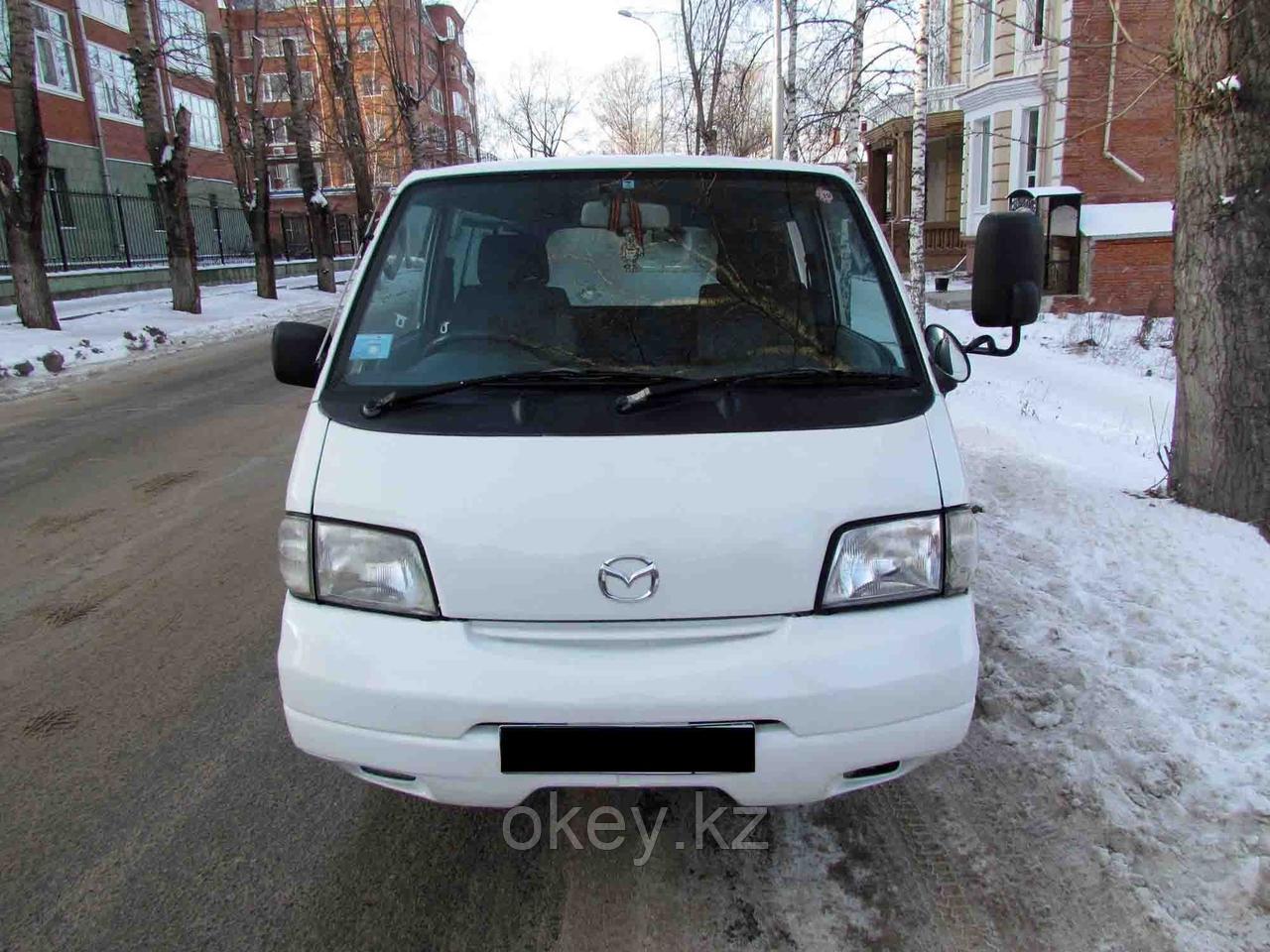 Тормозные колодки Kötl 3246KT для Mazda Bongo фургон (SR2) E2200 D (R2), 1997-2002 года выпуска.