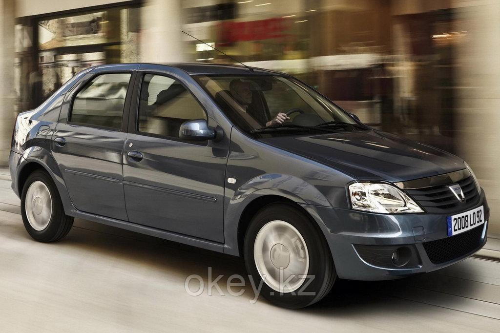 Тормозные колодки Kötl 400KT для Dacia Logan II седан (LS_) 1.6 16V (LS0M), 2006-2012 года выпуска.