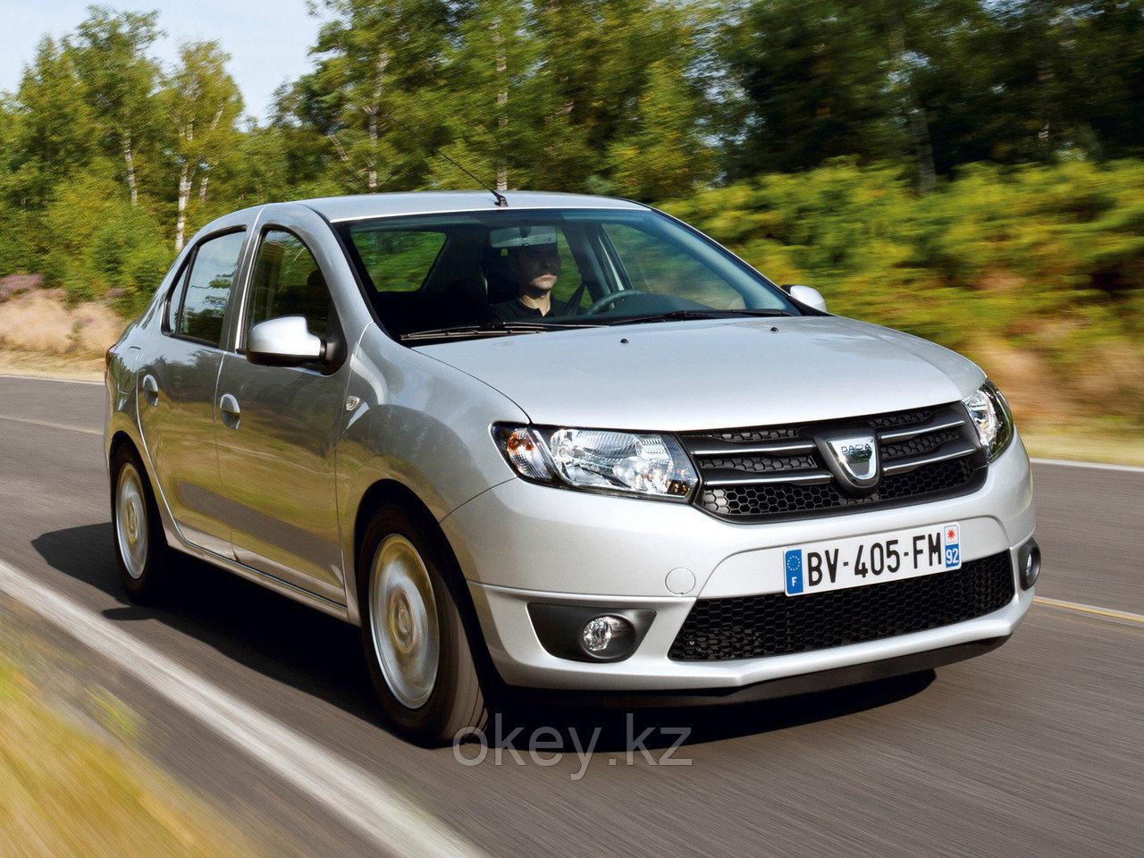 Тормозные колодки Kötl 400KT для Dacia Logan II седан (LS_) 1.6 16V Flexifuel, 2010-2012 года выпуска.