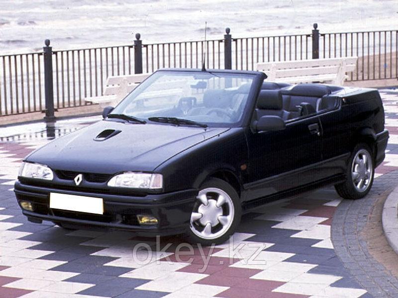 Тормозные колодки Kötl 400KT для Renault 19 II кабрио (D53_, 853_) 1.8 16V (D53D), 1992-1996 года выпуска.