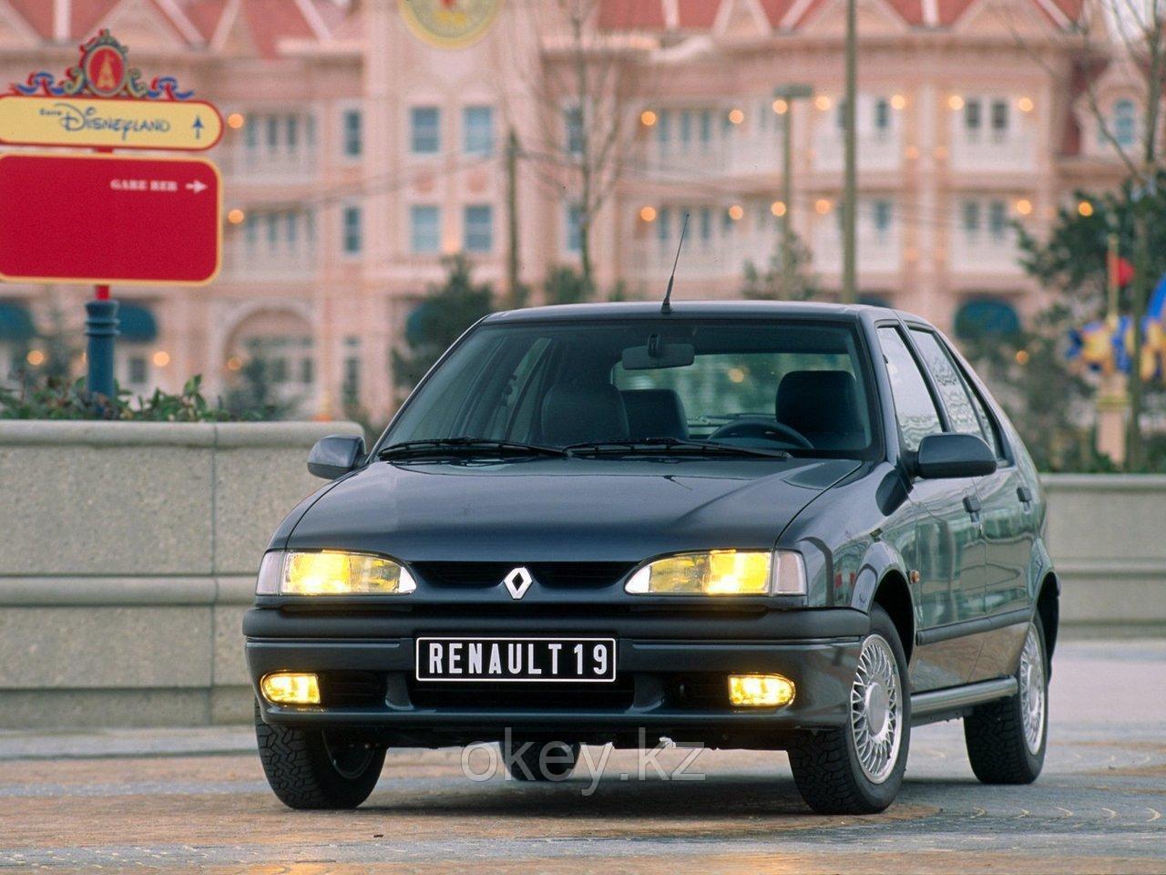 Тормозные колодки Kötl 400KT для Renault 19 II хэтчбек (B/C53_) 1.9 D (B/C53J), 1992-1995 года выпуска.