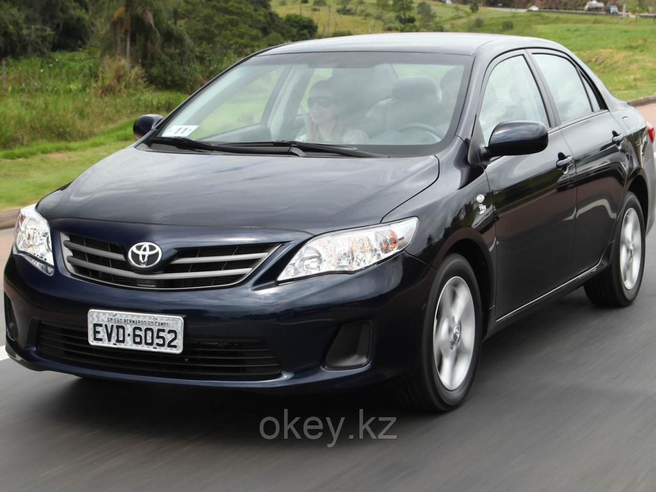 Тормозные колодки Kötl 3425KT для Toyota Corolla X седан (_E14_, _E15_) 1.33, 2007-2013 года выпуска.