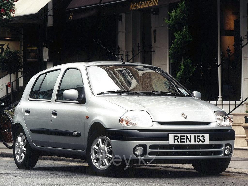 Тормозные колодки Kötl 400KT для Renault Clio II хэтчбек (BB0/1/2_, CB0/1/2_) 1.2 LPG, 1998-2009 года выпуска.