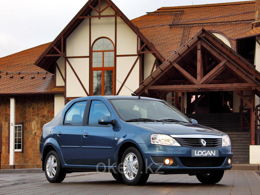 Тормозные колодки Kötl 400KT для Renault Logan I седан (LS_) 1.5 dCi, 2007-2016 года выпуска.