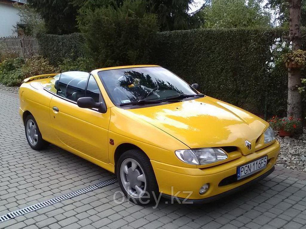 Тормозные колодки Kötl 400KT для Renault Megane I кабрио (EA0/1_) 1.6 e (EA0F), 1996-1999 года выпуска.