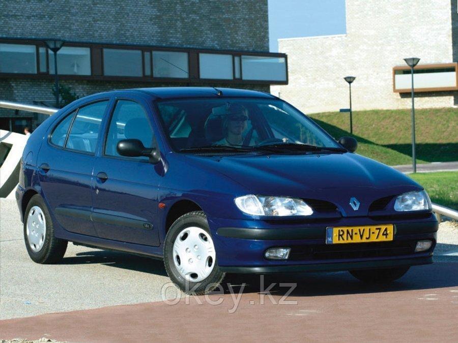 Тормозные колодки Kötl 400KT для Renault Megane I хэтчбек (BA0/1_) 1.9 dTi (BA08, BA0N), 1997-2001 года