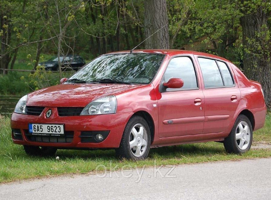 Тормозные колодки Kötl 400KT для Renault Symbol/Thalia I седан (LB0/1/2_) 1.5 dCi, 2001-2011 года выпуска.
