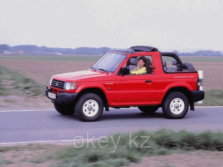 Тормозные колодки Kötl 1126KT для Mitsubishi Pajero Canvas Top I (V2_W, V4_W) 1.8 GDi, 1998-2000 года выпуска.