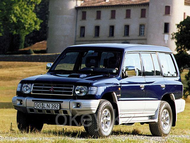 Тормозные колодки Kötl 1126KT для Mitsubishi Pajero II (V3_W, V2_W, V4_W) 3.0 V6 24V (V43W, V23W), 1997-1999