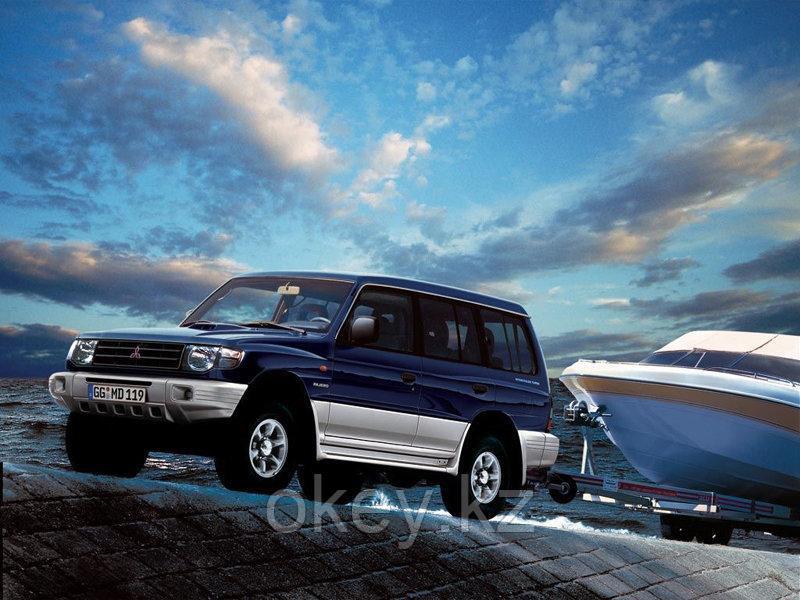 Тормозные колодки Kötl 1126KT для Mitsubishi Pajero II (V3_W, V2_W, V4_W) 3.5 V6 24V (V45W, V25W), 1997-1999
