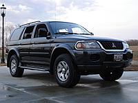Тормозные колодки Kötl 1126KT для Mitsubishi Pajero Sport I / Montero Sport I (K90) 3.0 V6 (K96W), 1998-2008