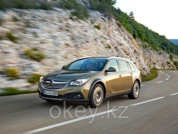 Тормозные колодки Kötl 1782KT для Opel Insignia I универсал 1.4, 2011-2015 года выпуска.