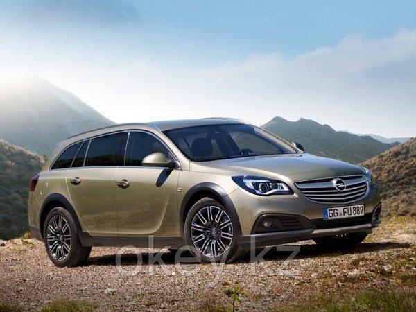 Тормозные колодки Kötl 1782KT для Opel Insignia I универсал 1.4 LPG, 2012-2015 года выпуска.