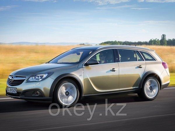 Тормозные колодки Kötl 1782KT для Opel Insignia I универсал 1.6 SIDI, 2013-2015 года выпуска.