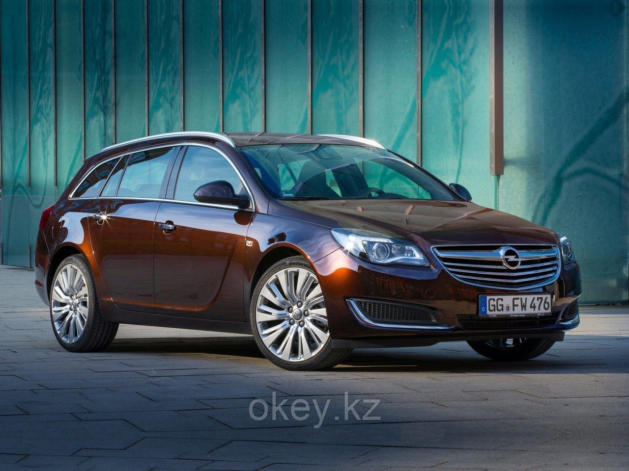 Тормозные колодки Kötl 1782KT для Opel Insignia I универсал 2.0 CDTi, 2014-2015 года выпуска.