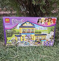 Конструктор Bela Friend Школа Хартлейк Сити 10166 аналог Lego Friends