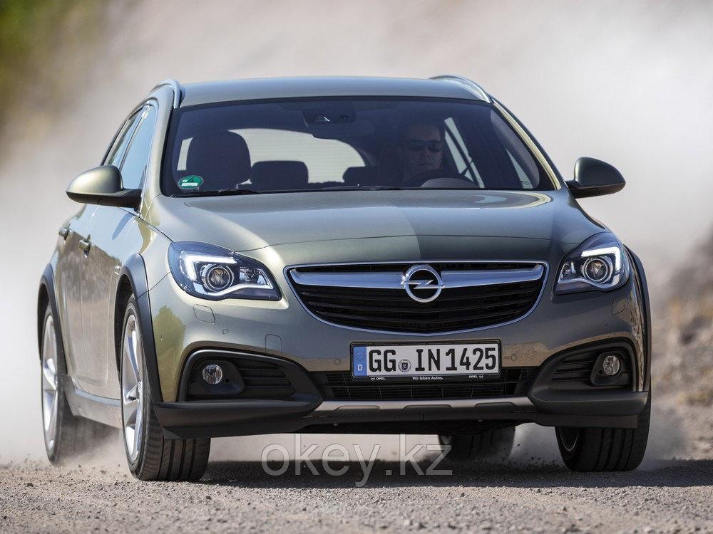 Тормозные колодки Kötl 1782KT для Opel Insignia I универсал 2.0 Turbo, 2014-2015 года выпуска.