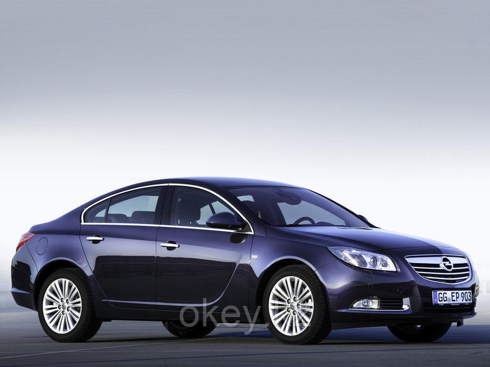 Тормозные колодки Kötl 1782KT для Opel Insignia I хэтчбек 2.0 E85 Turbo, 2010-2015 года выпуска.