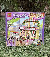 Конструктор Bela Friend Пиццерия 10609 аналог Lego Friends