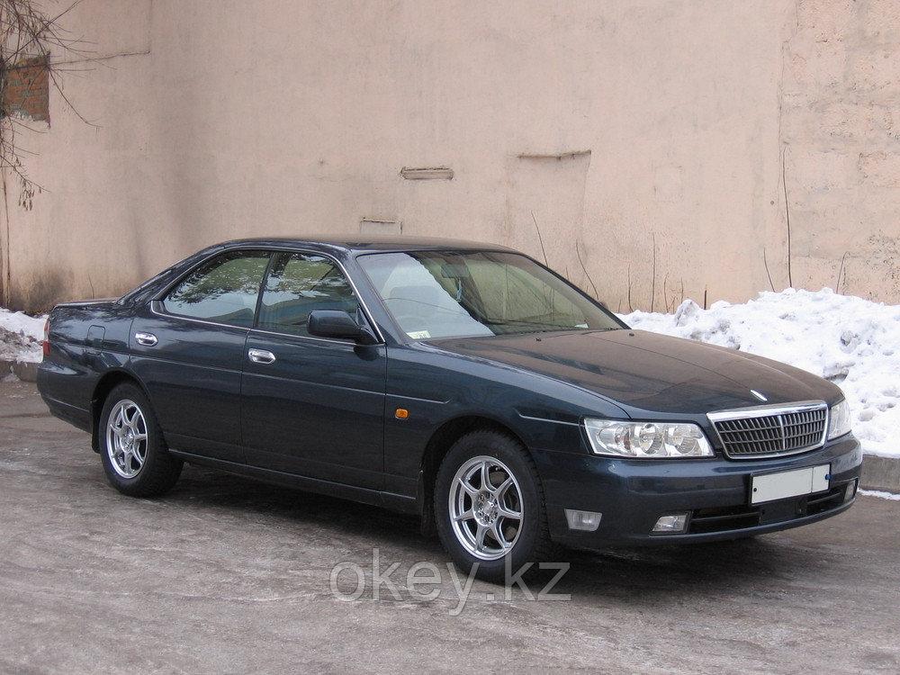 Тормозные колодки Kötl 1003KT для Nissan Laurel VIII (C35) 2.0, 1997-2001 года выпуска.