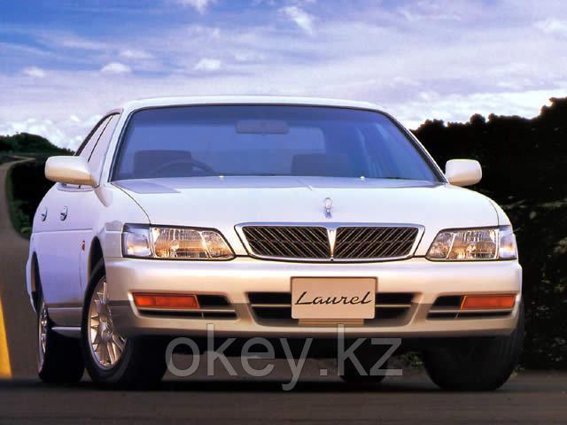 Тормозные колодки Kötl 1003KT для Nissan Laurel VIII (C35) 2.5, 1997-2002 года выпуска.
