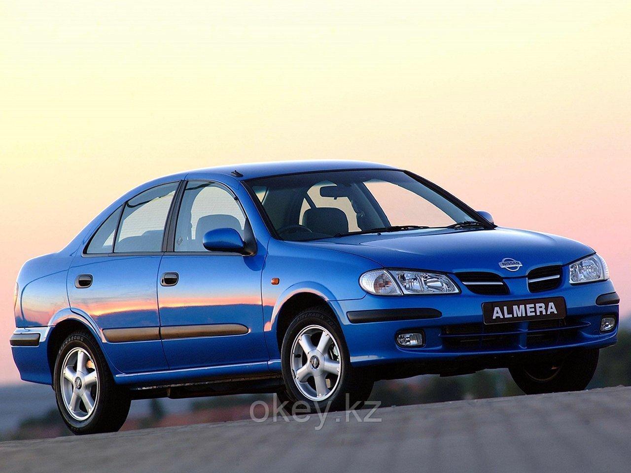 Тормозные колодки Kötl 3092KT для Nissan Almera II седан (N16) 1.8 GX, 2000-2010 года выпуска.