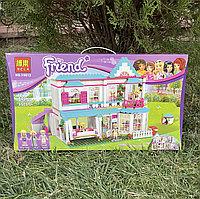 Конструктор Bela Friend дом Стефани 10612 аналог Lego Friends