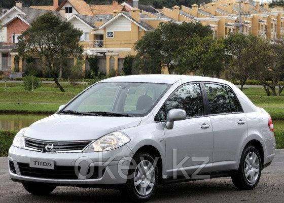 Тормозные колодки Kötl 3294KT для Nissan Tiida I седан (SC11X) 1.6, 2007-2012 года выпуска.