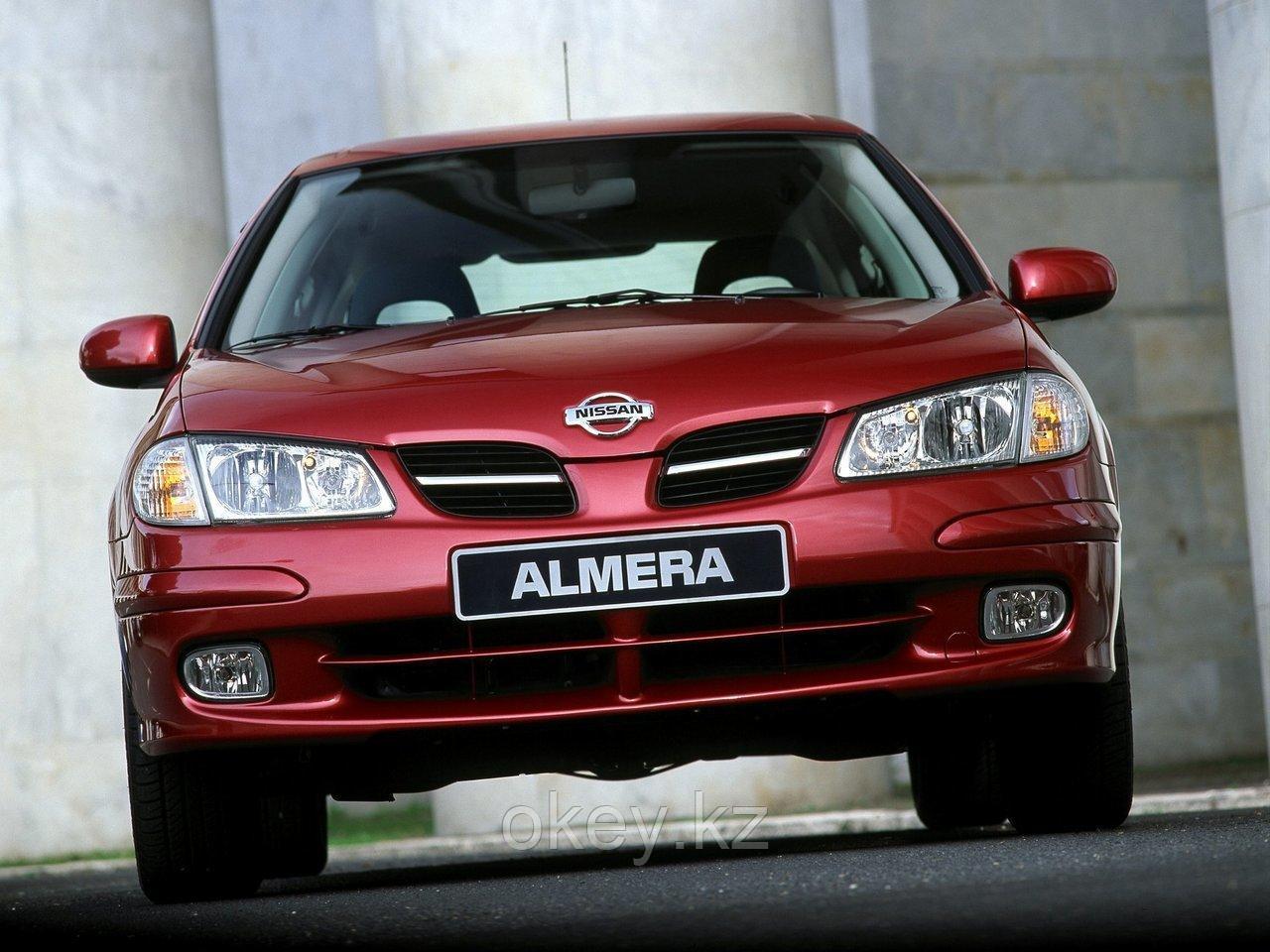 Тормозные колодки Kötl 3092KT для Nissan Almera II хэтчбек (N16) 1.8, 2000-2010 года выпуска.