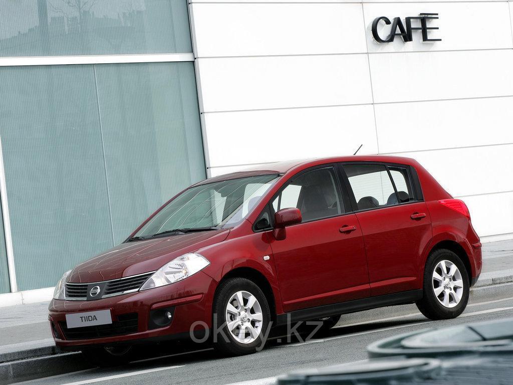 Тормозные колодки Kötl 3294KT для Nissan Tiida I хэтчбек (C11X) 1.6, 2007-2011 года выпуска.
