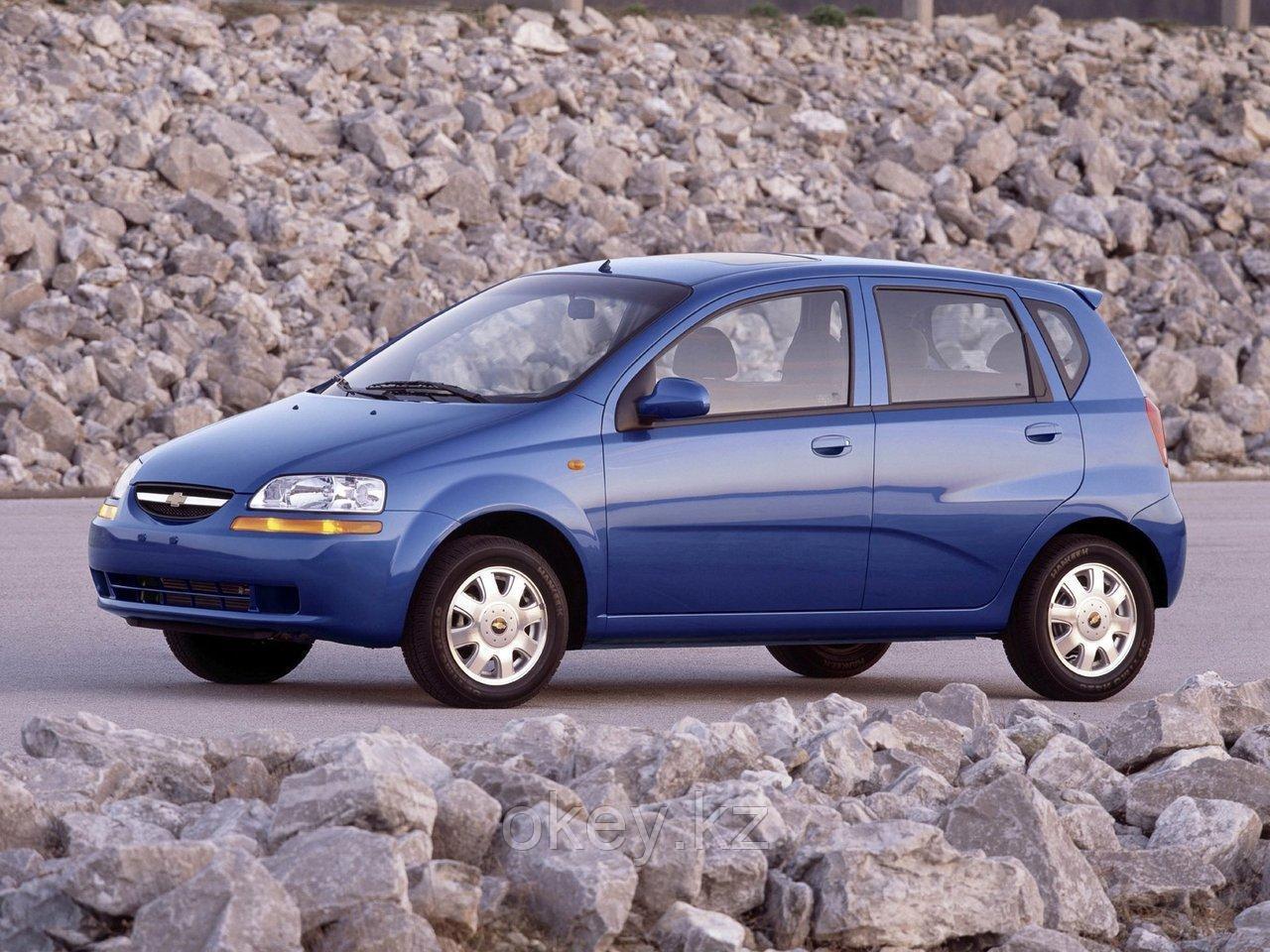 Тормозные колодки Kötl 3330KT для Chevrolet Aveo I хэтчбек (T200) 1.2, 2004-2008 года выпуска.