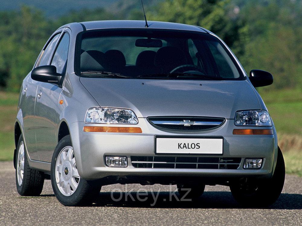 Тормозные колодки Kötl 3330KT для Chevrolet Aveo/Kalos седан 1.4 16V, 2005-2011 года выпуска.