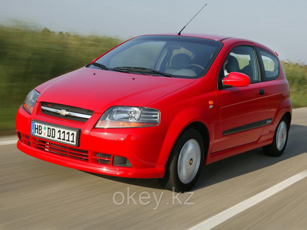 Тормозные колодки Kötl 3330KT для Chevrolet Aveo/Kalos хэтчбек 1.2, 2005-2011 года выпуска.
