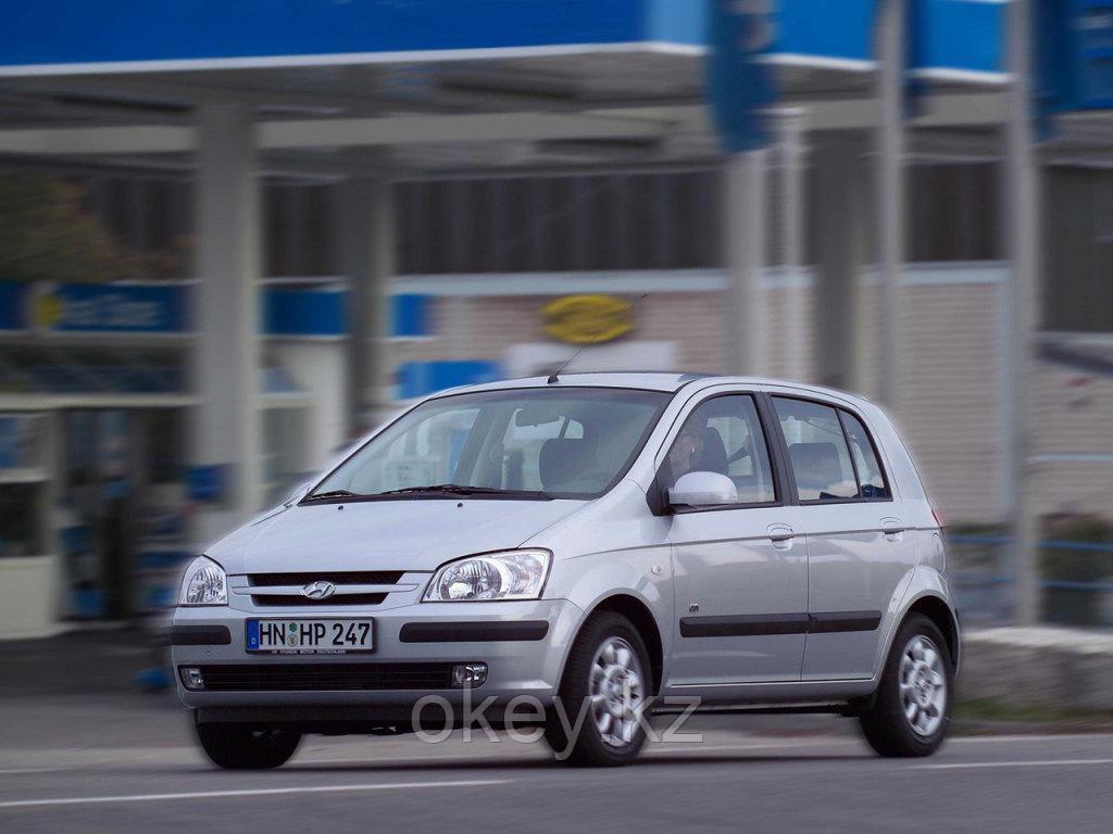 Тормозные колодки Kötl 3331KT для Hyundai Getz (TB) 1.3 i, 2002-2004 года выпуска.