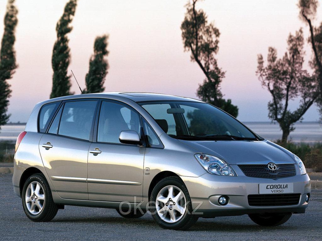 Тормозные колодки Kötl 3336KT для Toyota Corolla Verso I рестайлинг (ZDE12_, CDE12_) 2.0 D-4D, 2001-2004 года