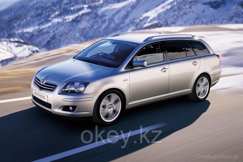 Тормозные колодки Kötl 3337KT для Toyota Avensis II универсал (T25_) 1.8, 2003-2008 года выпуска.