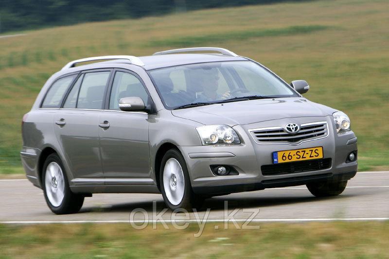 Тормозные колодки Kötl 3337KT для Toyota Avensis II универсал (T25_) 2.0 D-4D, 2006-2008 года выпуска.