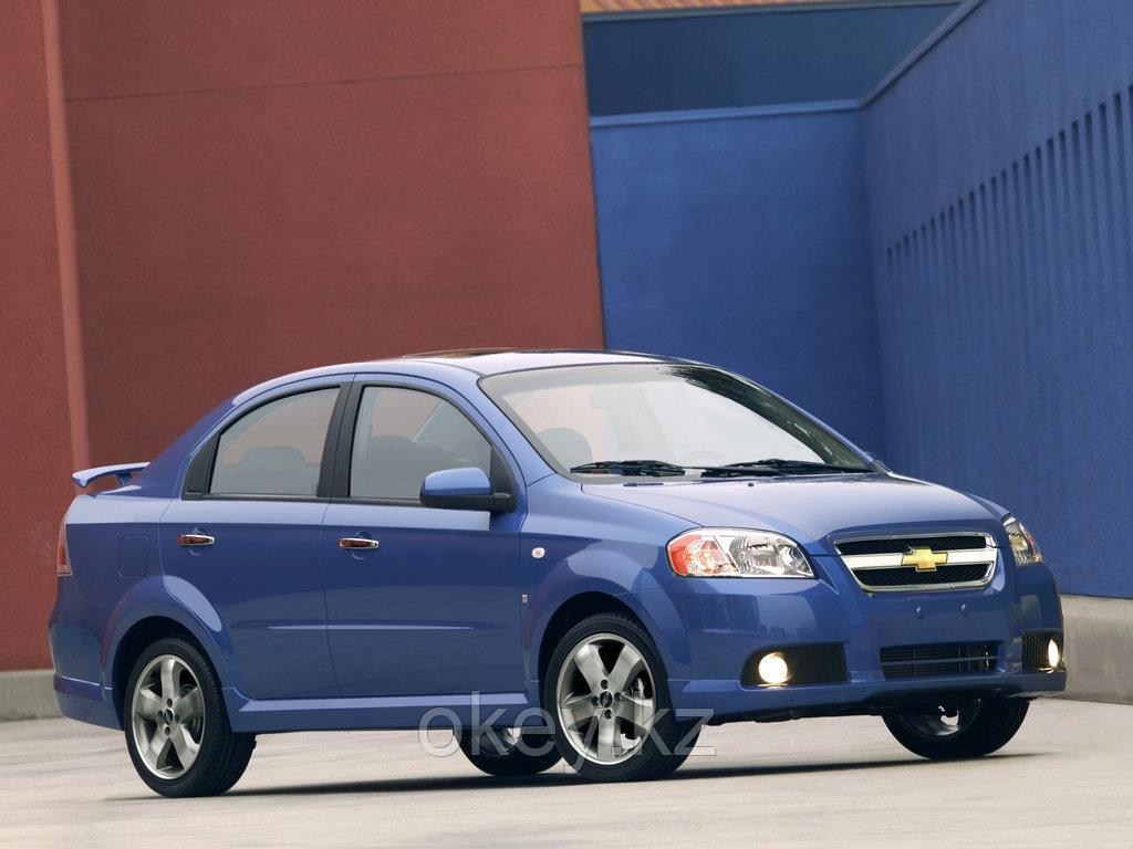 Тормозные колодки Kötl 3348KT для Chevrolet Aveo I седан (T250, T255) 1.4, 2006-2007 года выпуска.