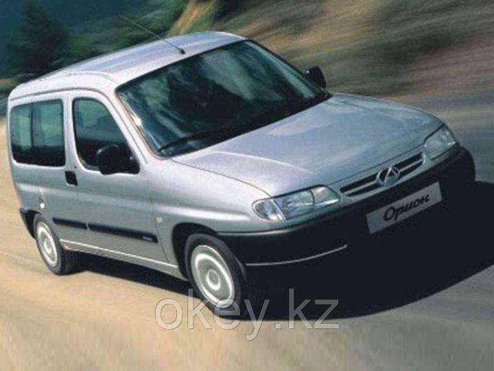 Тормозные колодки Kötl 3348KT для Daewoo Orion хэтчбек (KLAJ) 2.0 CDX, 2002-2003 года выпуска.